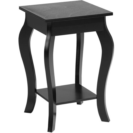 Side Table Black AVON