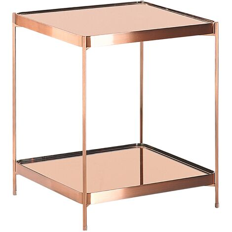 Side Table Copper ALSEA Small