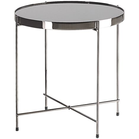 Side Table Silver LUCEA