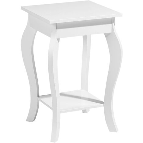 Side Table White AVON