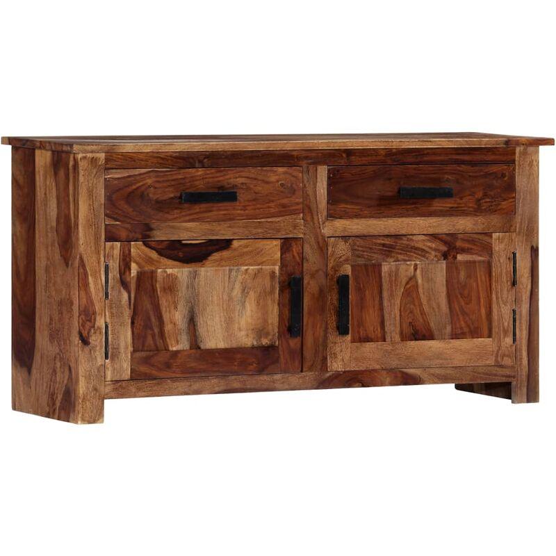 Sideboard 100 x 30 x 50 cm Massivholz - ZQYRLAR