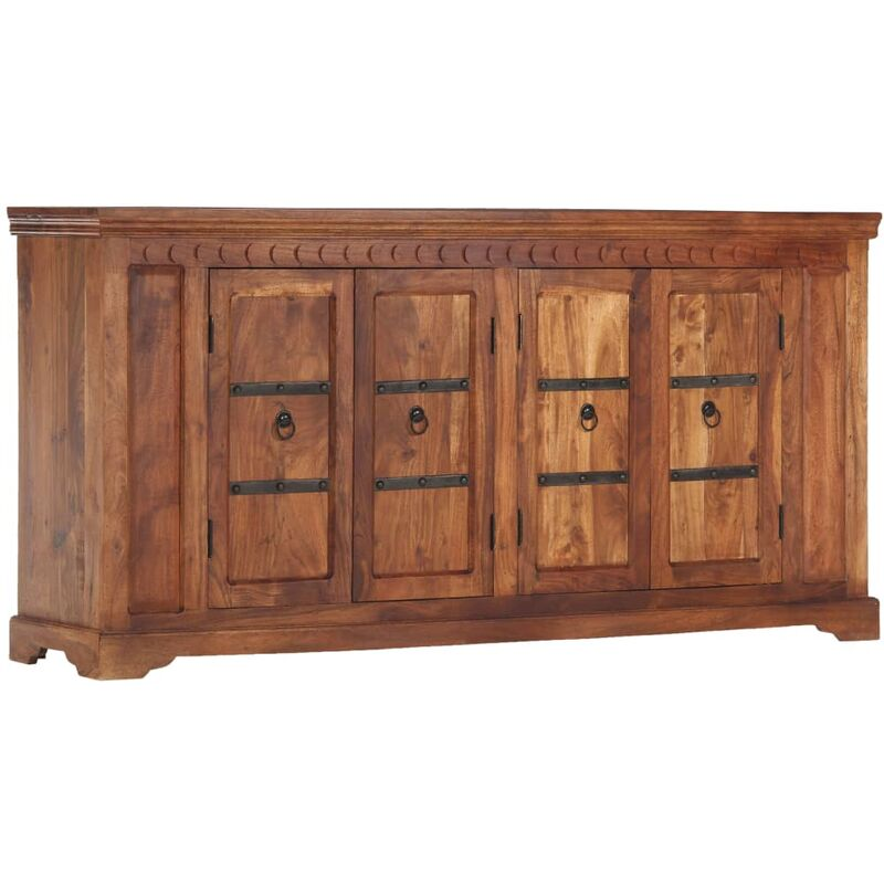 Sideboard 170 x 40 x 85 cm Akazie Massivholz - VIDAXL