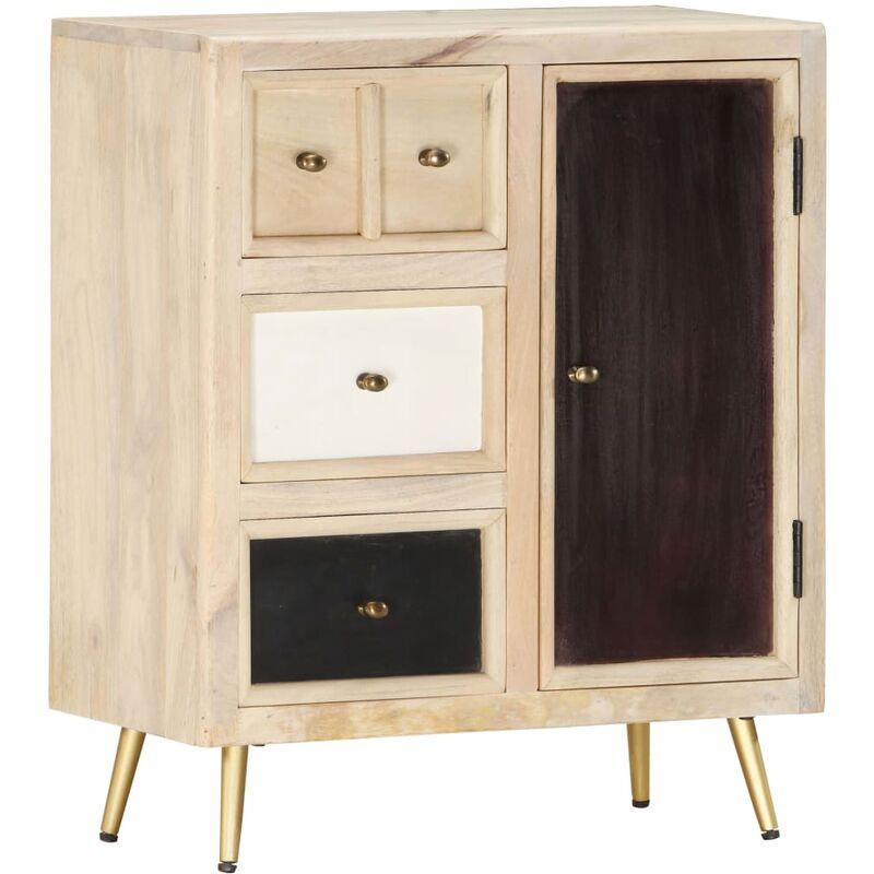 Sideboard 60×30×75 cm Massivholz Mango - VIDAXL