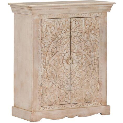 Sideboard 65x30x75 cm Solid Mango Wood