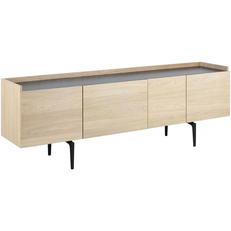 Sideboard Coy Eiche Dekor Kommode Schrank Konsole Board Mehrzweckschrank 11-91911-1 - PKLINE