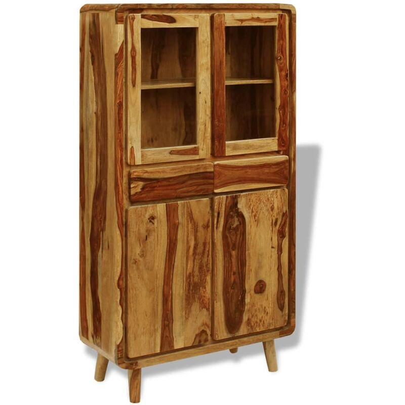 Zqyrlar - Sideboard Massivholz 90×40×175 cm