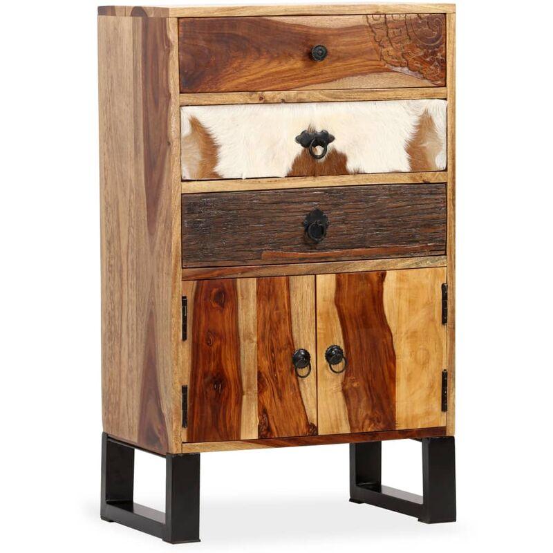 Sideboard Massivholz 50 x 30 x 86 cm - VIDAXL