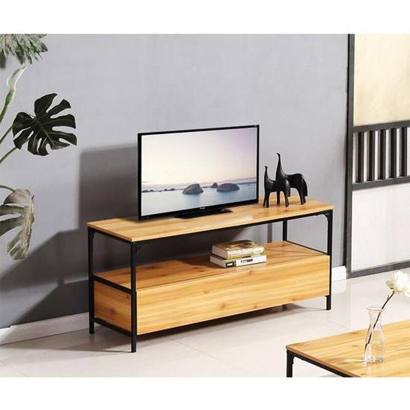 Sideboard Tv Board Lowboard Kommode Anrichte 120x40cm Metall Holz