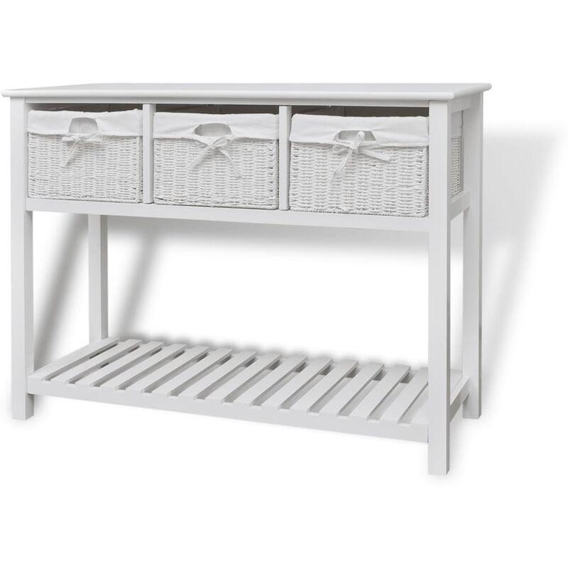 Zqyrlar - Sideboard Weiß