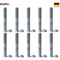 Siebhülsen 10 Siebhülse 16x130 für Bolzen Ankerstangen ØM10 - M12 Verbundmörtel