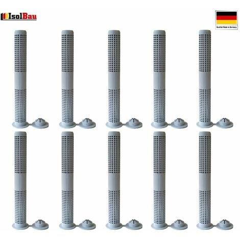 Siebhülsen 10 Siebhülse 16x130 für Bolzen Ankerstangen ØM8 - M10 Verbundmörtel