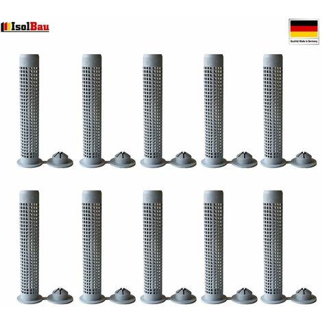 Siebhülsen 10 Siebhülse 16x85 für Bolzen Ankerstangen ØM8 - M10 Verbundmörtel