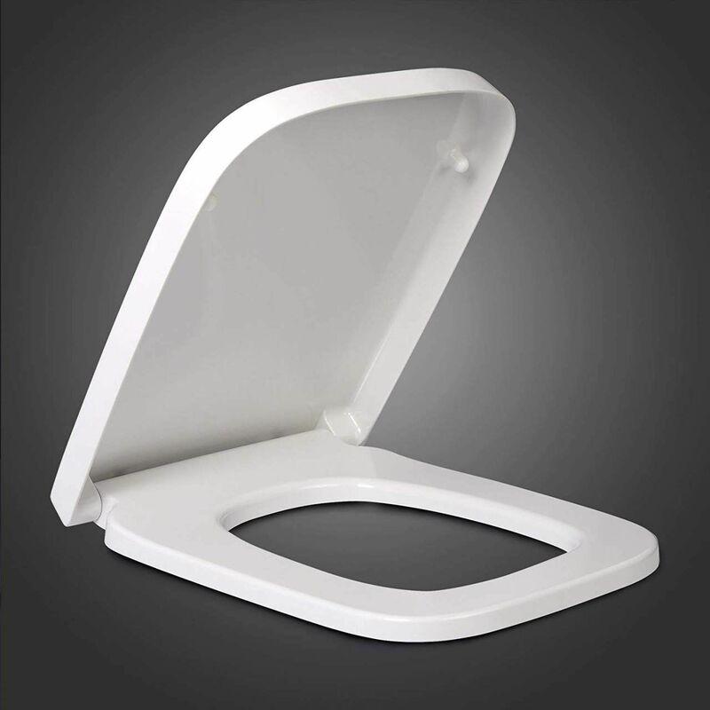 Mercatoxl - MercartoXL Siège de toilette WS2615 thermodurci