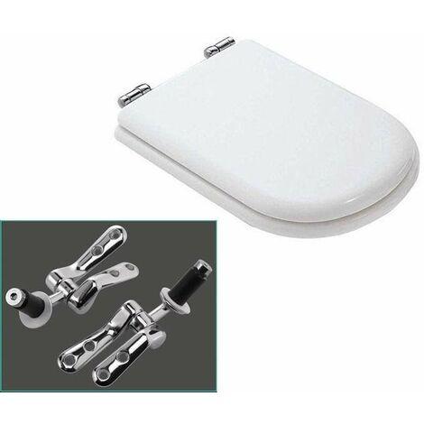 Siège de toilettes pour Cuvette Calla Ideal Standard Niclam