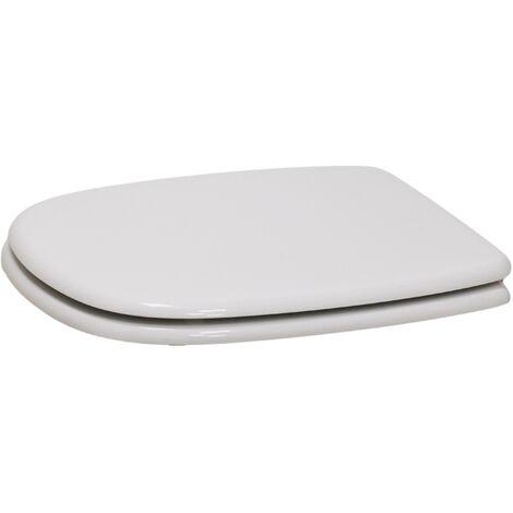 Siège de toilettes pour Cuvette Fleo Dolomite Niclam N53 | blanc