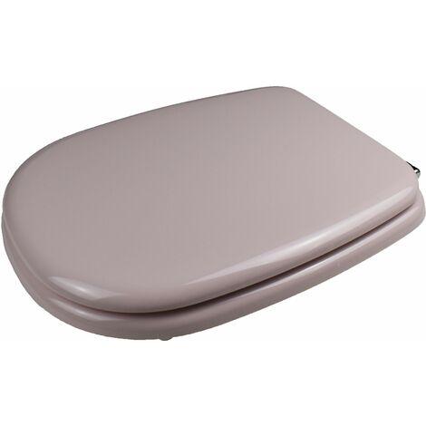 Siège de toilettes pour Cuvette Tesi Ideal Standard Niclam N18 | Rose chuchotée