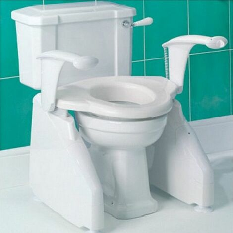 Siège de toilettes - Réhausseur wc et cadre de toilettes