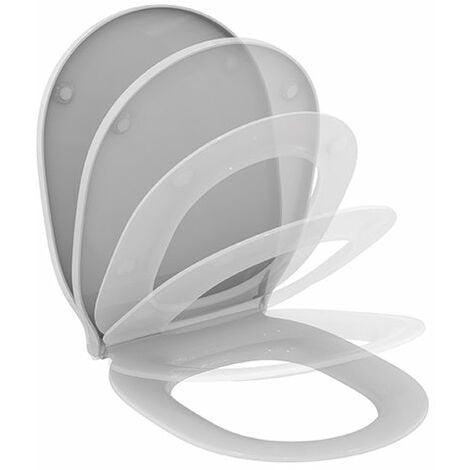 Siège de WC Ideal Standard Connect Air, enveloppe souple E036801 - E036801