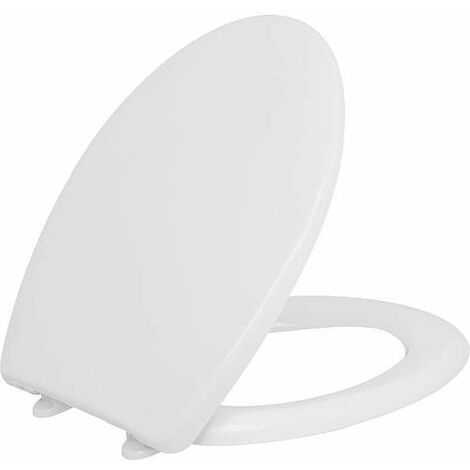 siege de WC Trend Thermoplast blanc