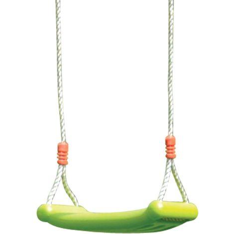 Siège en plastique vert - Accessoire balançoire