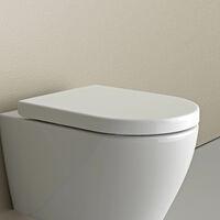 Siège WC Soft-Close U1002 avec éclairage LED - convient à tous nos WC suspendus BERNSTEIN CH1088, 1088R, NT2019, NT2039, B-8030, CT1088 et CT1099