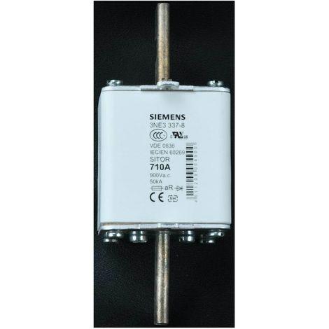 Siemens 3NE3 337-8 Industrial fusible 710A - AR - NH2 - 900VAC