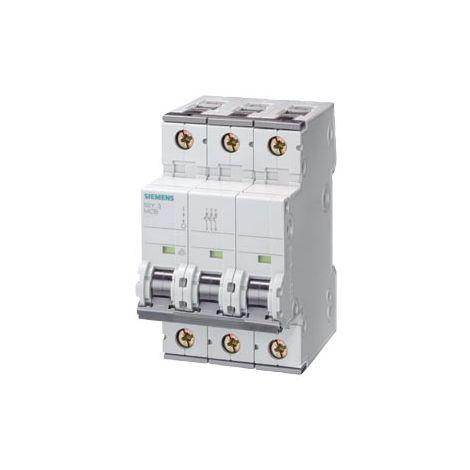 Siemens 5SL6316-6 Leitungsschutzschalter B16A 3-polig LS-Schalter 400V 6kA