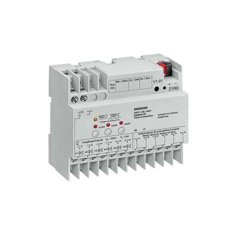 Siemens 5WG1605-1AB01 instabus EIB Thermoantriebsaktor N 605 für elektro-thermische Ventilantriebe 6E/6A (elektronisch) AC 230V