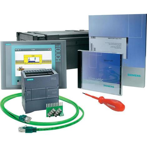 Siemens 6AV6651-7DA01-3AA4 SIMATIC S7-1200+KTP700 Starter Kit CPU 1212C