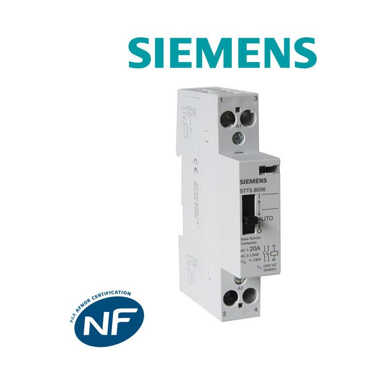 Siemens Contacteur Jour Nuit 20 A