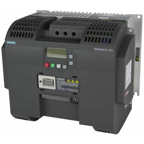 Siemens convertidor de frecuencia SINAMICS V20 7,5 KW 6SL32105BE275CV0