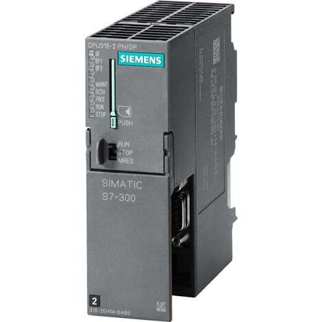Siemens Indus.Sector CPU 315-2 PN/DP 6ES7315-2EH14-0AB0