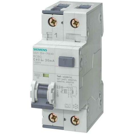 Siemens Indus.Sector FI/LS-Schutzeinrichtung 5SU1354-7KK10