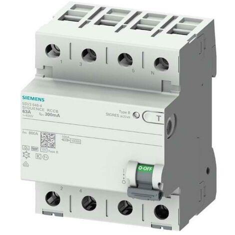 Siemens 5SV33146 FI-Schutzschalter 2polig 40A 30mA