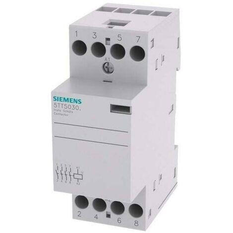 Siemens Indus.Sector Installationsschütz 5TT5030-0