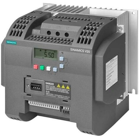 Siemens Indus.Sector Umrichter Sinamics 6SL3210-5BE25-5CV0