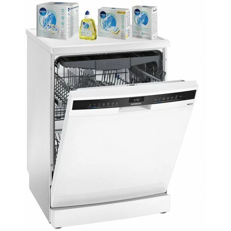 SIEMENS Lave-vaisselle posable blanc 44dB 13 couverts 60cm Connecté - Blanc