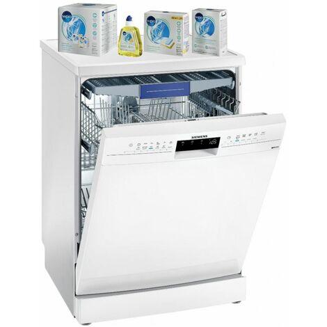 SIEMENS lave-vaisselle posable blanc 44dB 14 couverts 60cm VarioFlex - Blanc