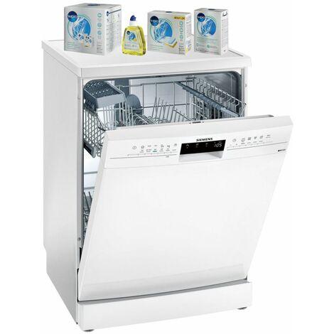 SIEMENS lave-vaisselle posable blanc 46dB 13 couverts 60cm Moteur iQdrive - Blanc