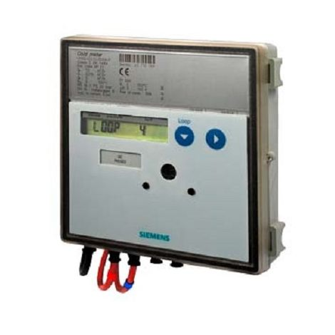 "Siemens UH50-A05-00 - Ultrasonic heat meter 0.6 m3/h, DS M10x1 mm, G 3/4"""