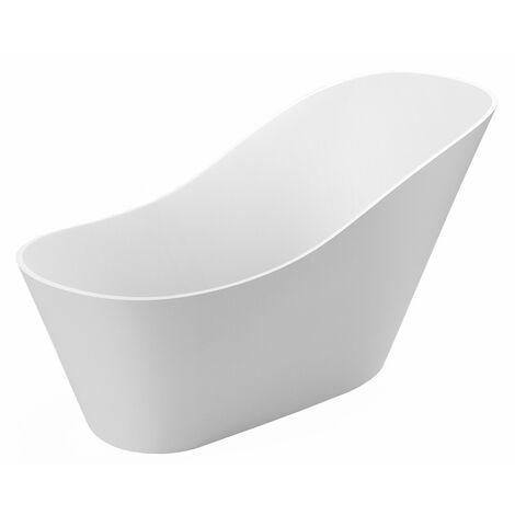 Siena Bathrooms - Farleigh Freestanding Bath 1700x720x830mm - White