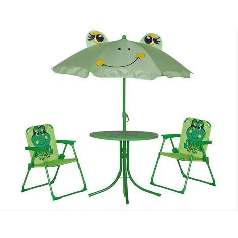 Extrem Siena Garden Kinder Gartenmöbel-Set Froggy - 672614 TP64