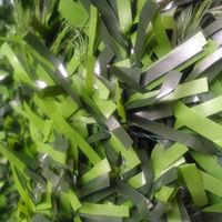 Siepe artificiale ornamentale in rotoli con foglie ad Ago Largo interni esterni
