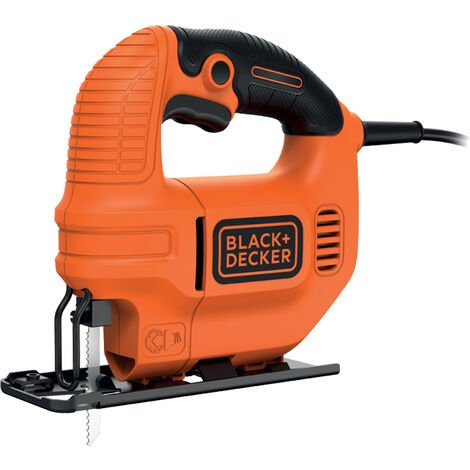 SIERRA CALADORA BLACK AND DECKER KS501-QS 400W 65MM