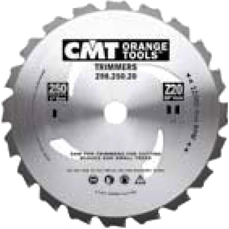 Cmt - Disco Desbrozadora 250X2.2/1.4X25.4 Z20 - C.M.T. - 298.250.20