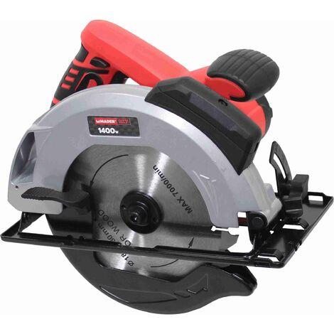 Sierra Circular con Laser 1400W 185MM - MADER®