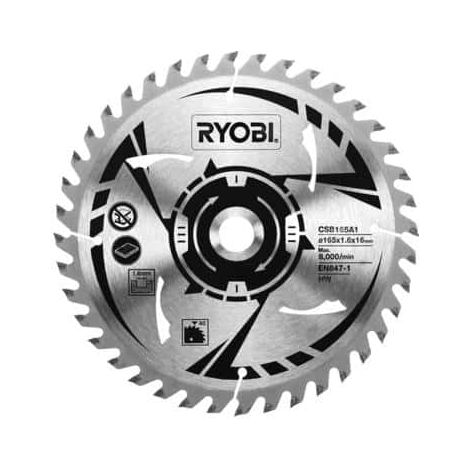 Sierra circular de 18V, sin batería
