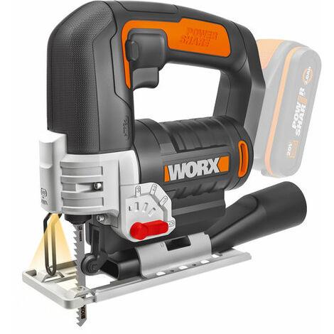 Sierra de calar Worx POWER SHARE WX543.9