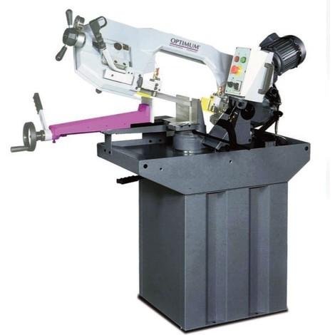 Sierra de cinta para trabajos con metal 230 V OPTIMUM S 210 G
