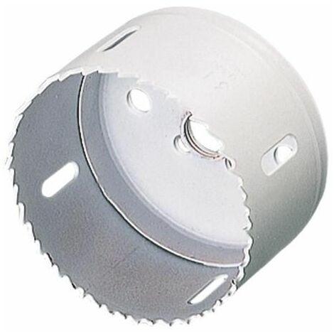 Sierra de corona bimetal 40mm Wolfcraft ø 25 mm